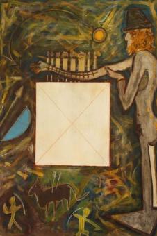 Retrato zurdo / Left-handed portrait 2017
