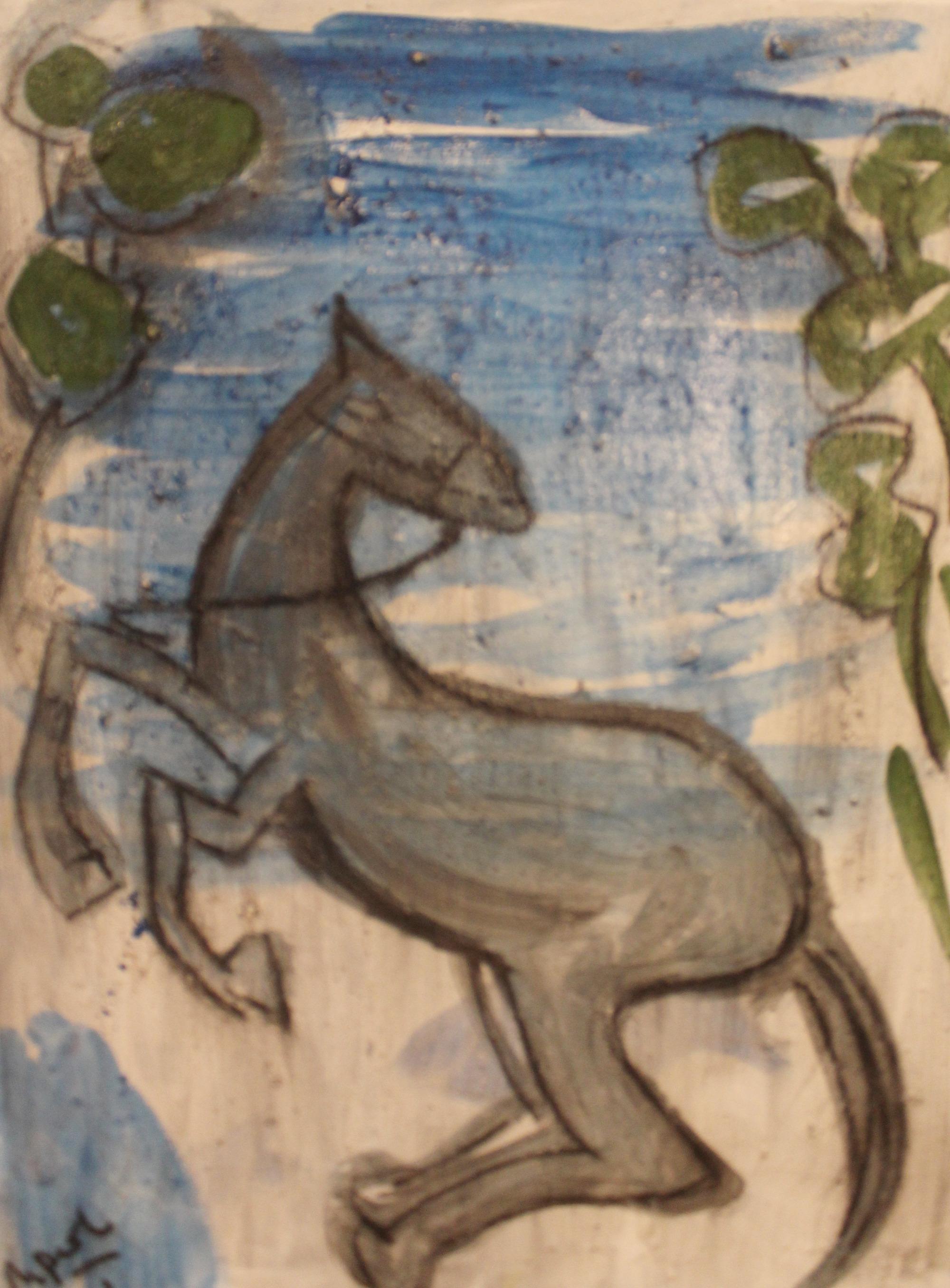 Horse dancing-el baile del caballo